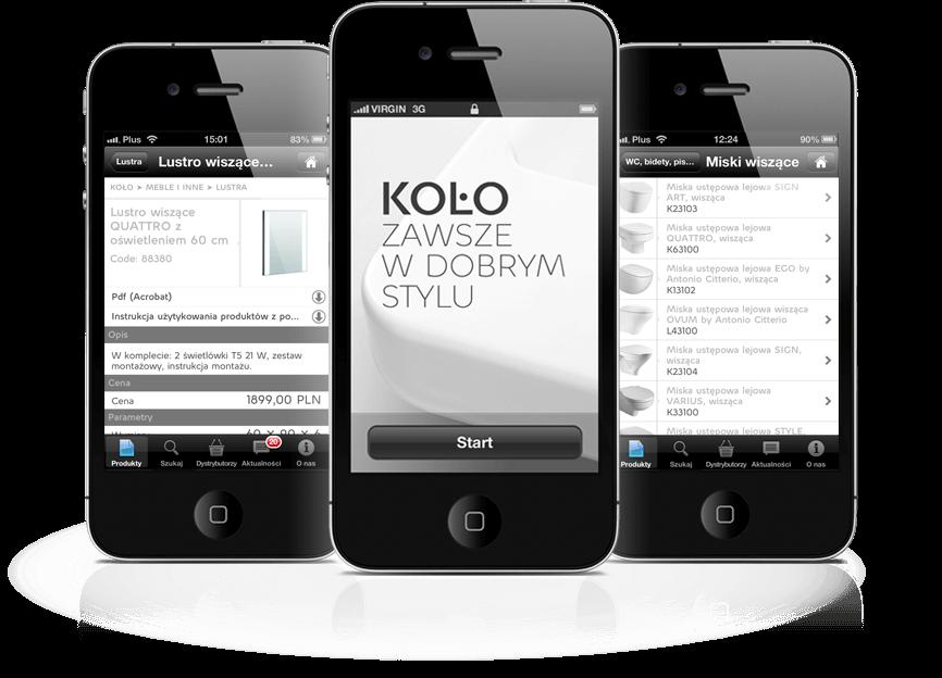 kolo aplikacja mobilna