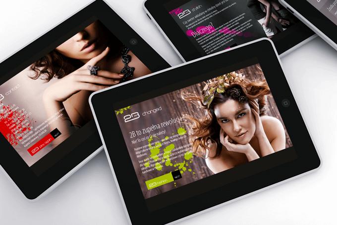 Prezentacja multimedialna B2B