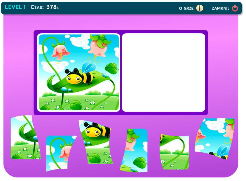 Gra-puzzle