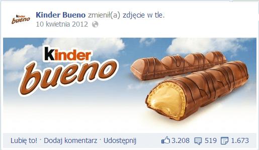 Kinder Bueno - www.mda.pl