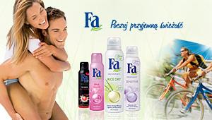 Dezodoranty Fa