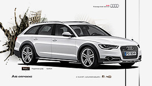 Premiera Audi A6 Allroad