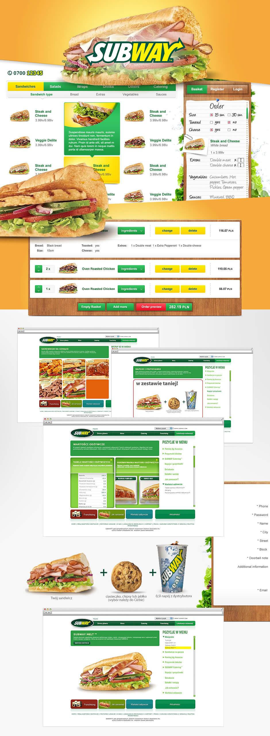 Strona internetowa, opieka IT
