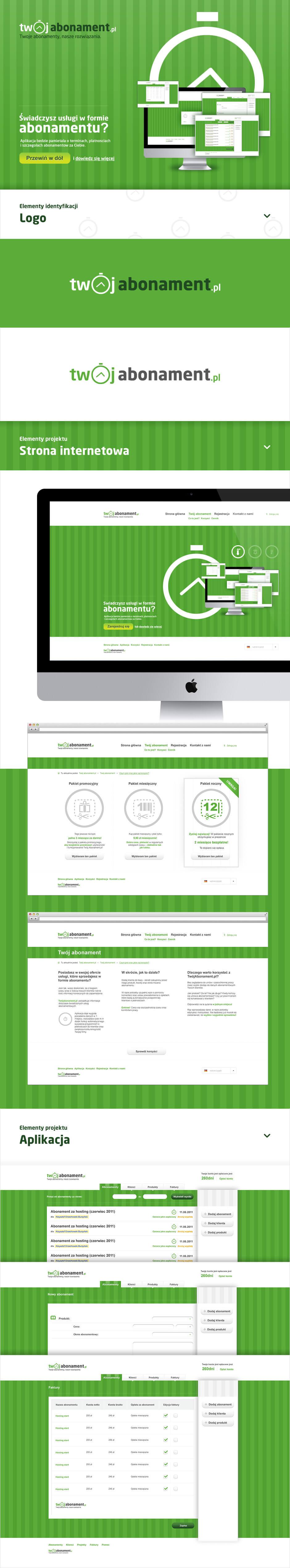Branding i strona www