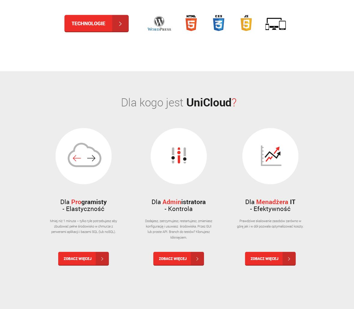 UniCloud – pierwsza chmura 100% SSD w Polsce