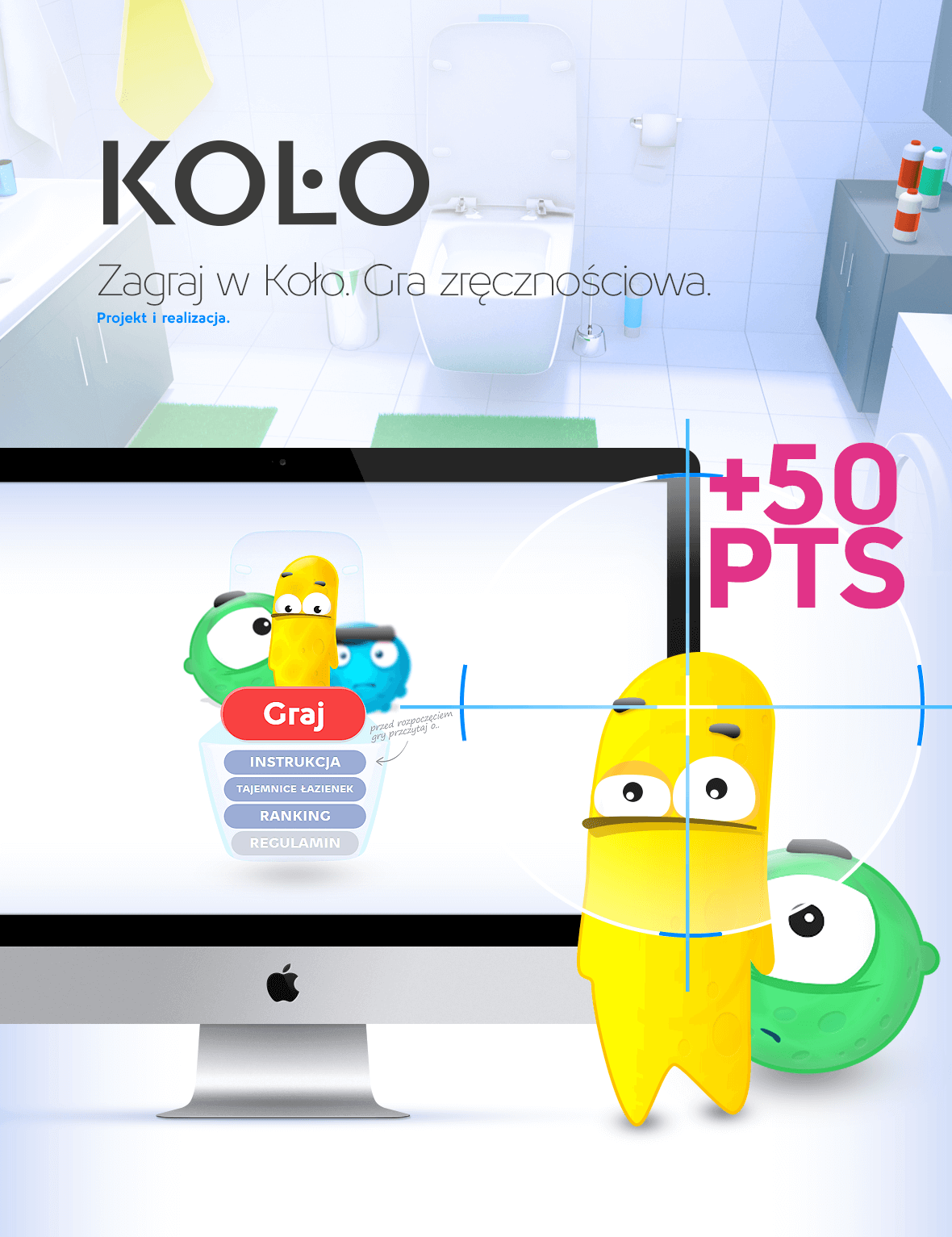 Animowana gra w HTML5