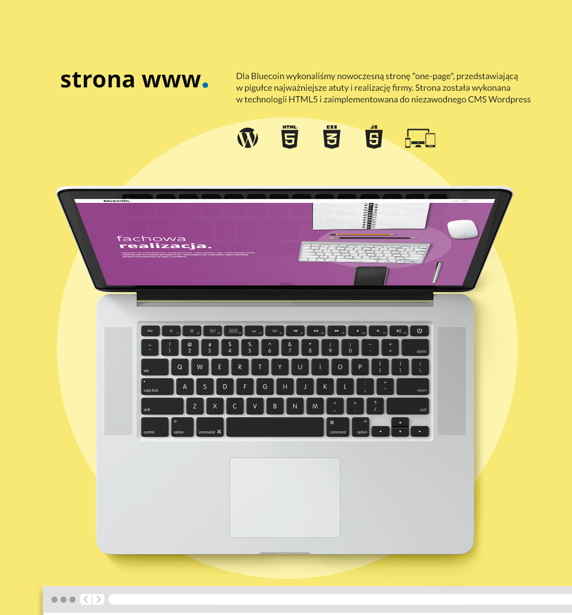 Strona one-page